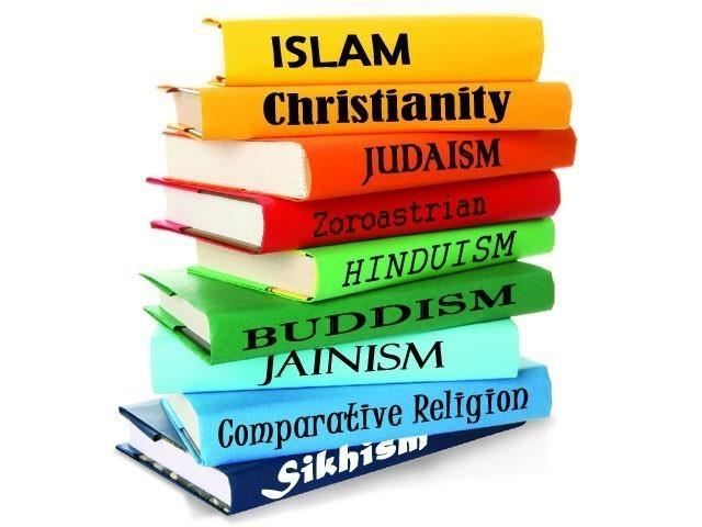 Religion A set of beliefs existence of a higher power, spirits or god an explanation of the origins and purpose of