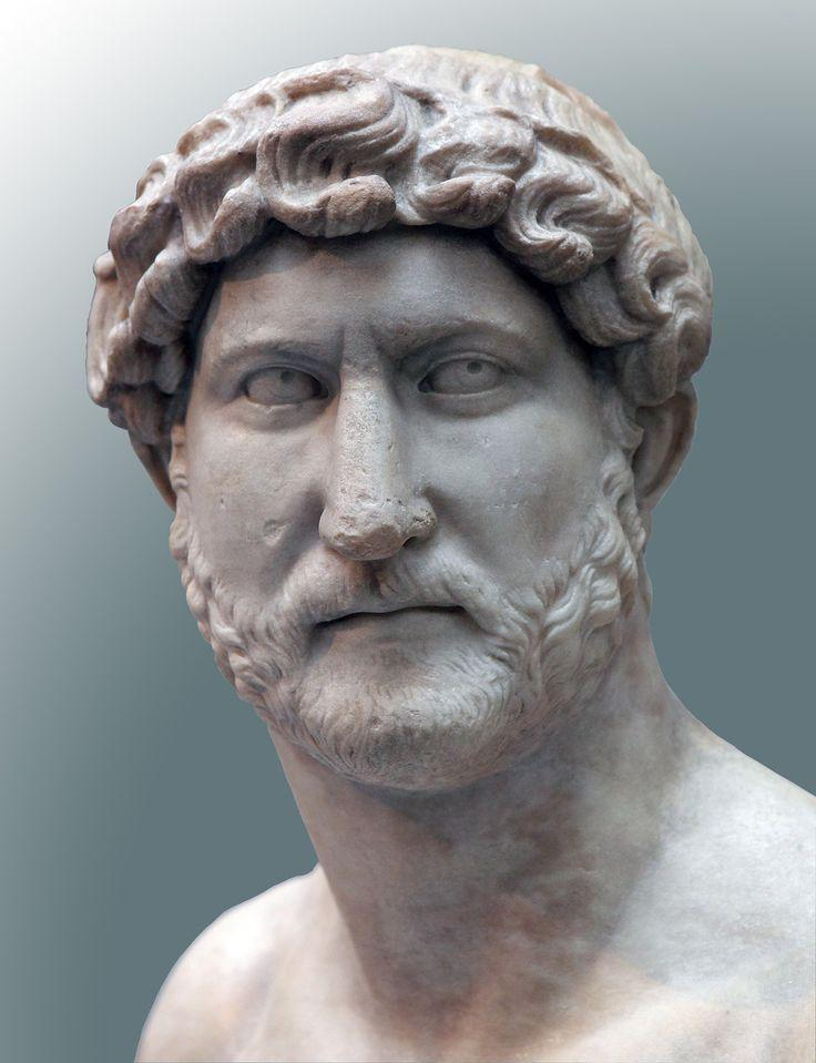 construction of multiple public works - Hadrian ( 117-138 CE) Also