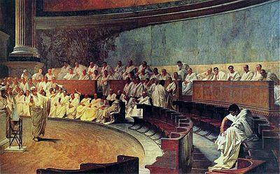 Government - Roman ideals such as Stoicism, rule of law, and justice shaped the law codes and government structures of many nations today.