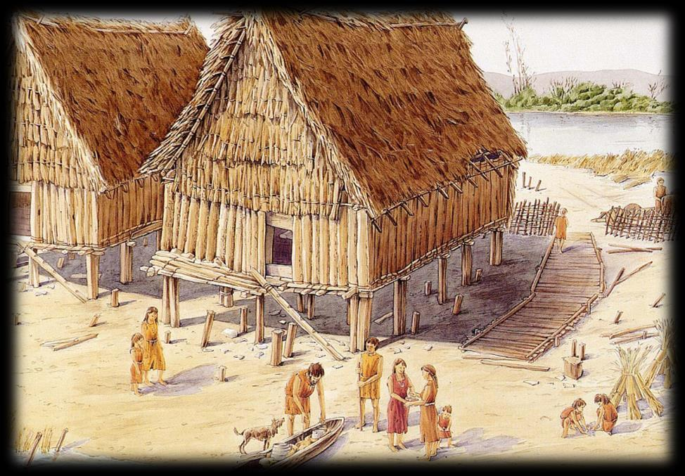 Neolithic Revolution Neolithic Revolution is a change from hunting and gathering to