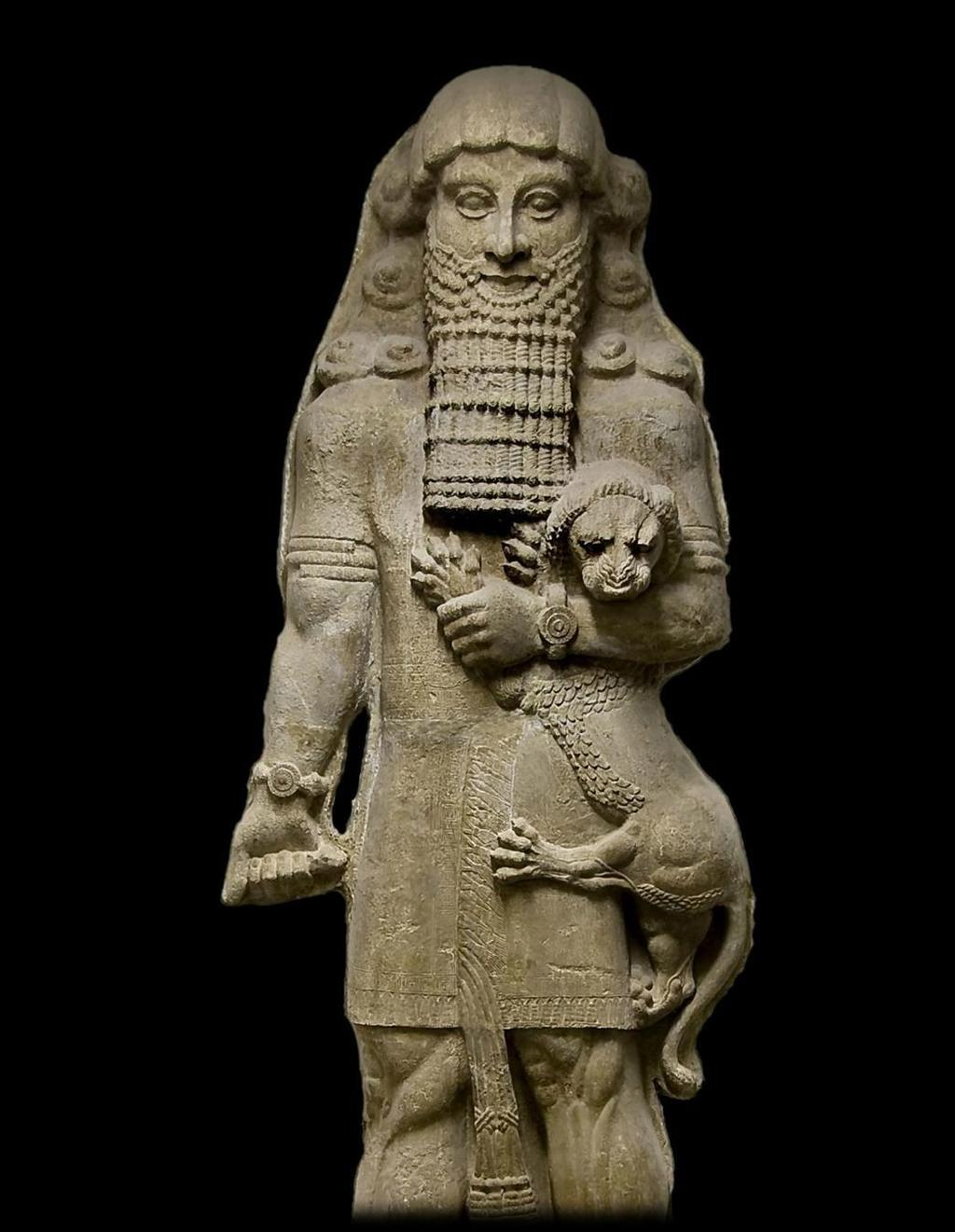 Sumerian Influence Earliest form of writing cuneiform Epic of Gilgamesh Worshipped many
