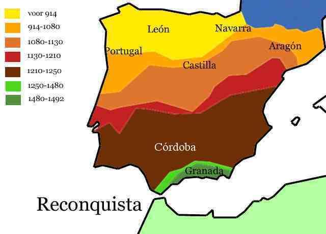 Reconquista As the Europeans began the Renaissance, they started a quest to push the Muslims out of Western Europe.
