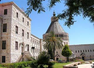 Day 4 October 19, 2017 Thursday Caesarea, Mt Carmel, Stella Maris, Carmelites, Cana, Nazareth. After visiting Jaffa we will depart via the coast to Caesarea Maritima, where St.