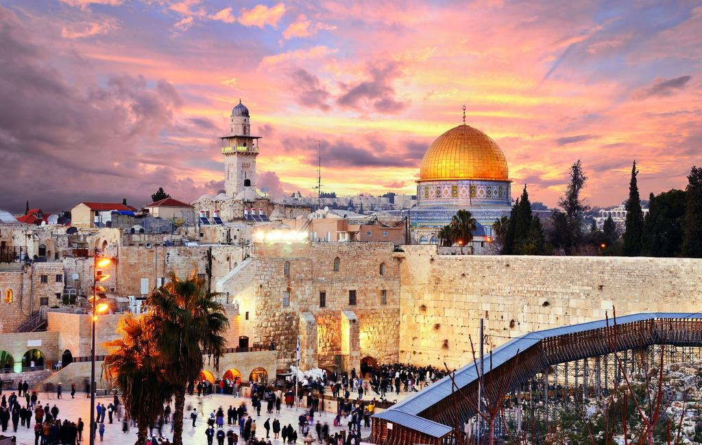 Discover the Bible Lands Israel,