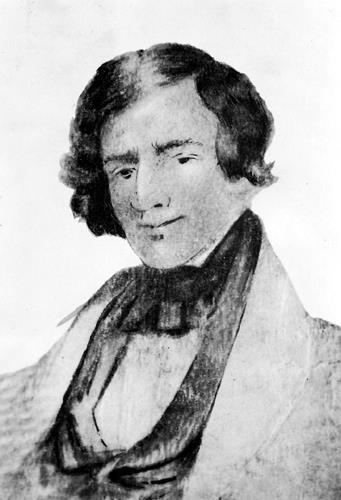 Jedediah Smith is considered the first man of European descent to cross the future state of Nevada; the first to travel Utah from north to south and from west to east; and the first American to enter