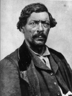 Jim Beckwourth was born into slavery, came to Missouri with his parents and was eventually freed. He signed on with the Rocky Mountain Fur Company, and became a well-known mountain man.