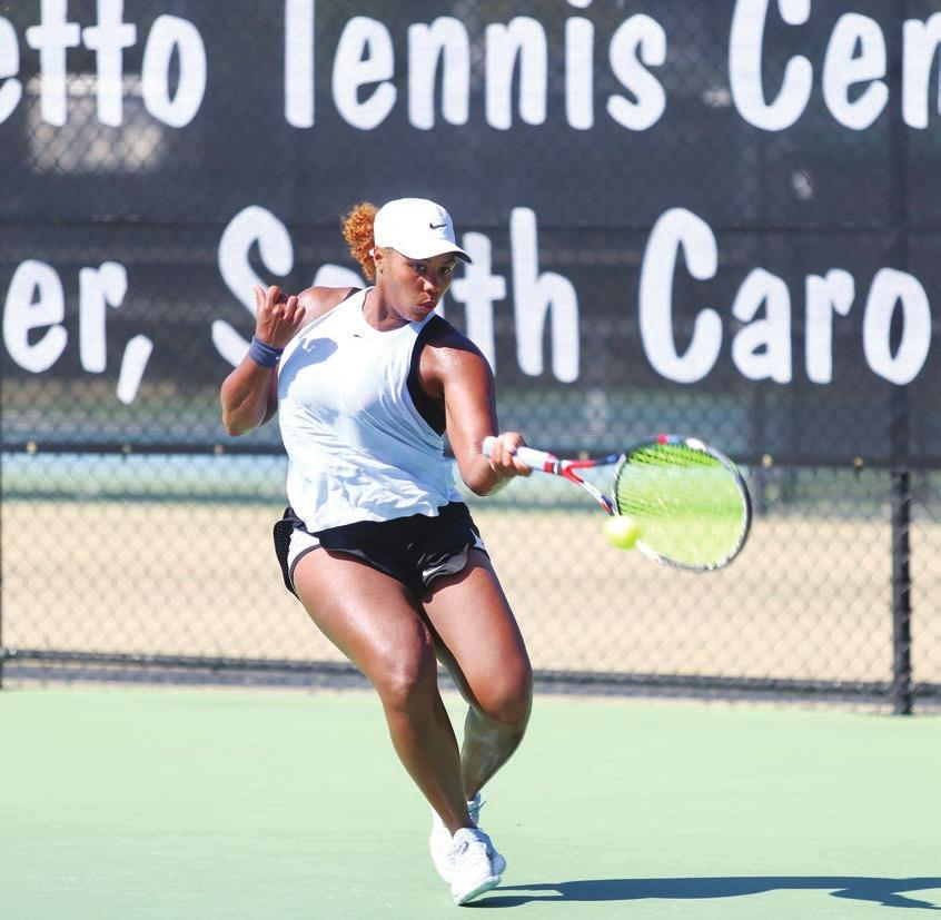 Now the PPO will have another first when the 12th edition of the event begins on Sunday with qualifying matches at Palmetto Tennis Center.
