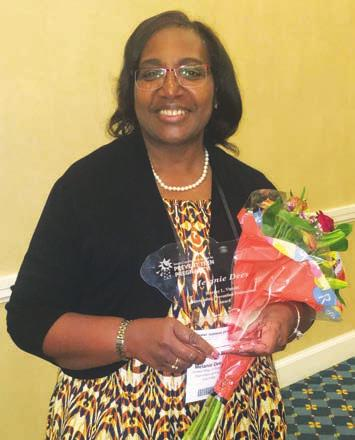 com A statewide organization that works to prevent teen pregnancy awarded a Sumter County program director its most distinguished award.