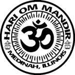 HINDU SANDESH HARI OM MANDIR Hindu Society of Metropolitan Chicago Non Profit Organization under IRS Sec. 501 (3) VOL. 68 No.