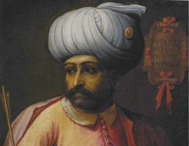 SELIM THE GRIM KEEPS IT GOING Mehmed s grandson, well he conquers Mecca & Medina (a