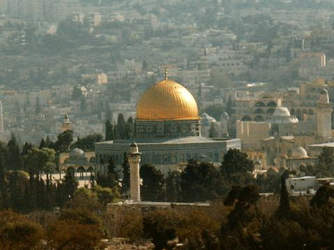 The Empire Grows as the Religion Splits Despite the success of the Umayyad Dynasty (the Dome of the Rock was built in