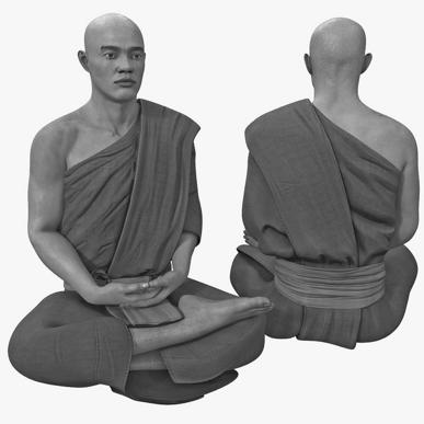 The Theravada tradition has two forms of meditation. Samatha! This is the earliest form of meditation, and is not unique to Buddhism.