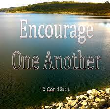 1) Why encouraging others is so important i) It helps people to realize their full potential in life and in their walk with the Lord God has so much in store for every person s life when