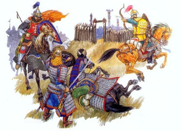 Persia and the Mongols Conquest of Persia = much quicker and more violent than that of