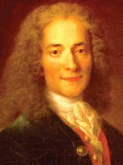 B. Voltaire (French, 1694-1778) or Francois-Marie Arouet