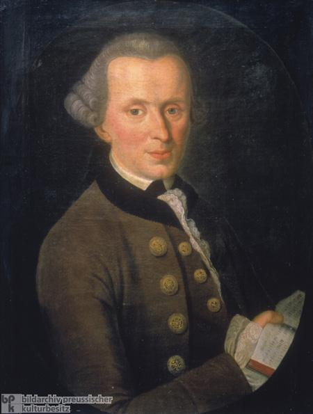 D. Immanuel Kant Dare to know!