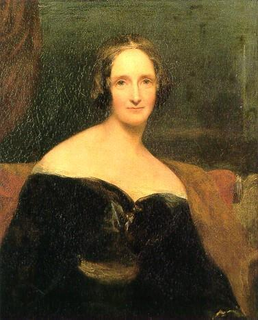 F. Mary Wolstonecraft published an essay