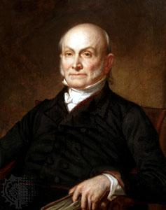 Monroe Doctrine 1823 John Quincy Adams U.S. pledged to stay out of European affairs.
