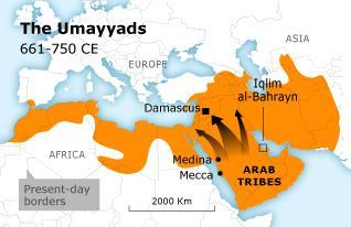 Abbasid Dynasty In 762 AD, created a new capital at Baghdad (near the Tigris River) Baghdad became a center of trade Conquered much of rich Roman provinces Controlled trade routes to the East by ship