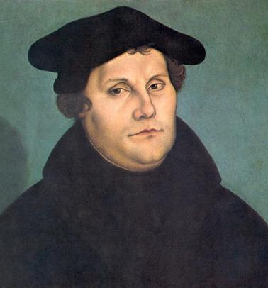 The Reformation -a movement for religious reforms Main Idea: Martin Luther s