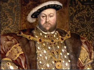 Henry VIII In 1527 Henry VIII wants a divorce and the pope