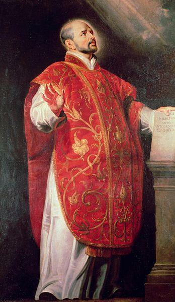 hierarchy. Between 1524 and 1537, Ignatius studied theology and Latin in Spain and then in Paris.