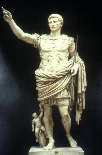 Octavian took over after Julius Caesar and turned Rome into an empire.