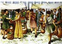 The Culture of Ancient Rome Society was divided among 3 major groups: Most people were commoners, called