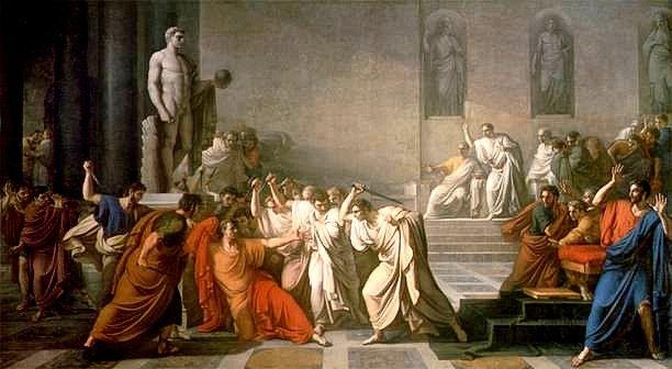 Many Senators feared Caesar s popularity & power as