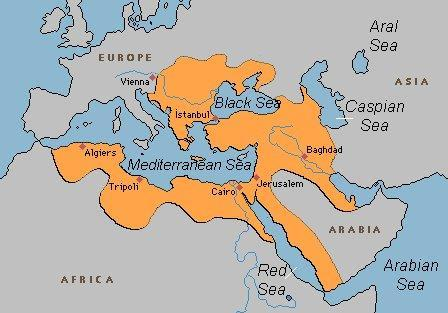 Other factors: Black plague hit Empire during Emperor Justinian rein around 540 AD.