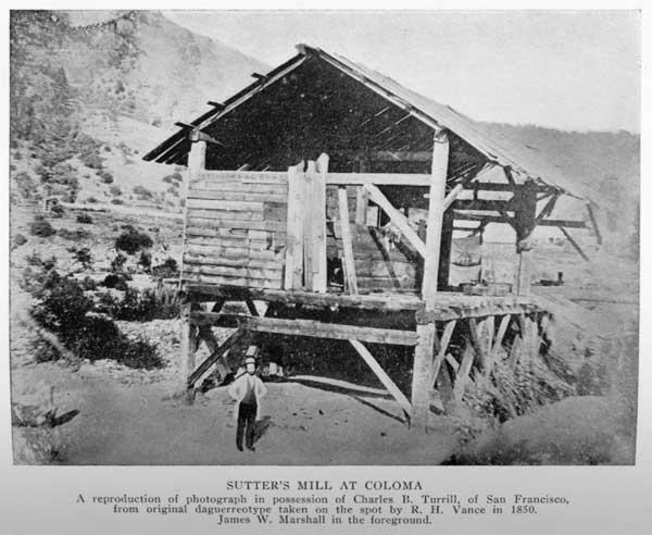 The California Gold Rush While the Mormons were moving to Utah, thousands of Americans were racing farther west to California.