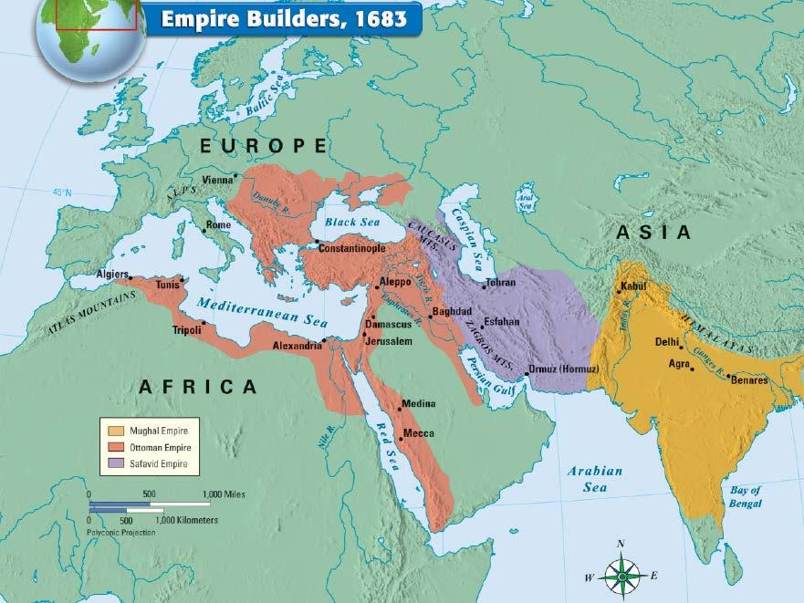 Unlike the Ottomans The Safavid who were Empire Sunni