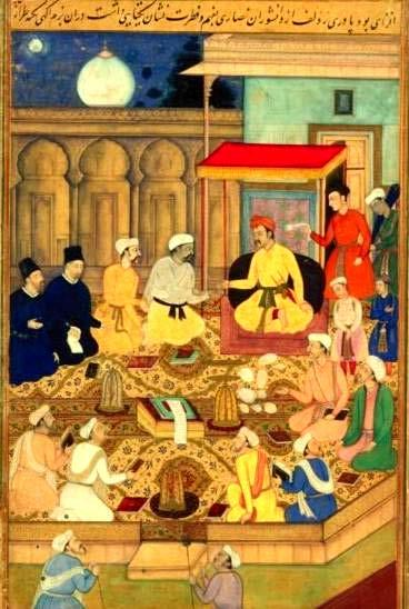 The best example of Akbar s tolerance was his creation of a new religion called the Divine Faith The Divine Faith was an example of syncretism because it blended ideas from Islam, Hinduism,