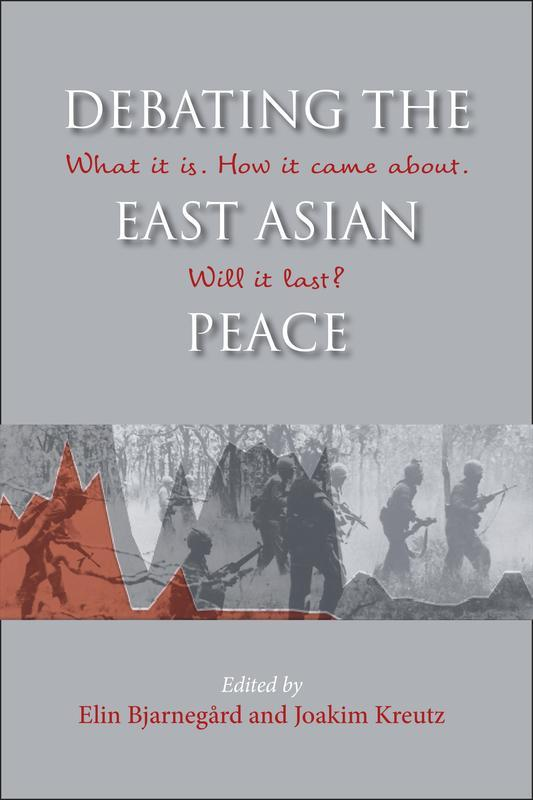 NIAS PRESS Debating the East Asian Peace What it is. How it came about. Will it last?