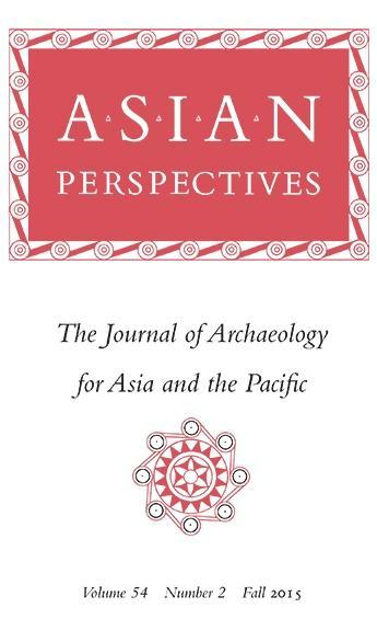 JOURNALS Asian Perspectives The Journal of Archaeology for Asia and the Pacific MIKE CARSON AND ROWAN FLAD, EDITORS Asian Perspectives is the leading peer-reviewed archaeological journal devoted to