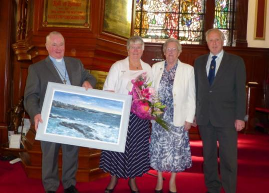 Retirement of Rev. Peter Park By Session Clerk Ronnie Birnie Rev.