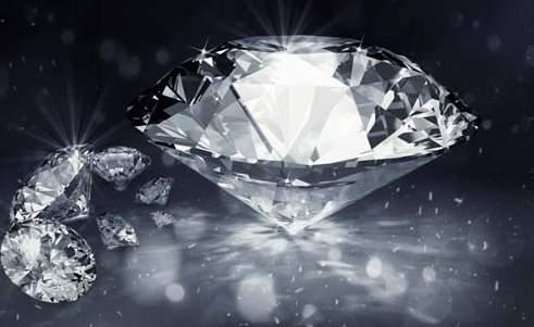A new law has been passed that he who finds a diamond of considerable size will gain his freedom! This makes them work with all the more diligence!