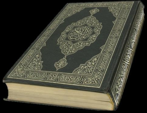 Islamic Holy Texts & Beliefs QURAN: Sacred text of Islam (believed to be the word of God as revealed to Muhammad) Contains many