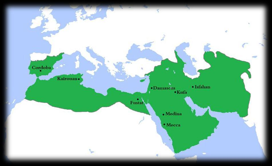 Umayyad Caliphate, 661-700 Religion (Sunni) Language (Arabic) Capital (Damascus [Syria]) Economy Gold & silver became standard monetary units Social Conquered subjects were encouraged to convert OR