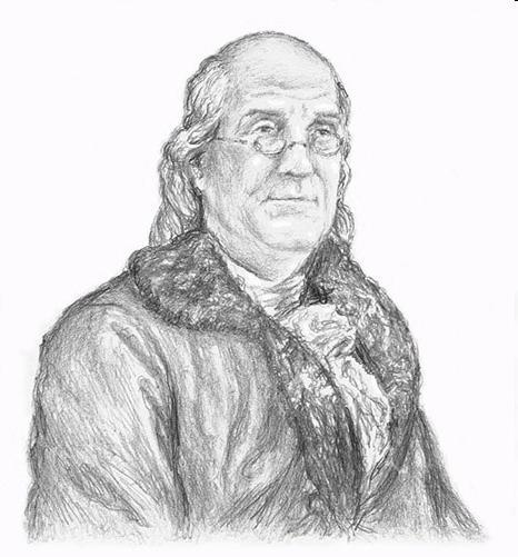 Franklin as a symbol Of individualism