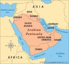 Role of Islam u The Muslim culture originated on the Arabian Peninsula, which is located between Africa and Asia.