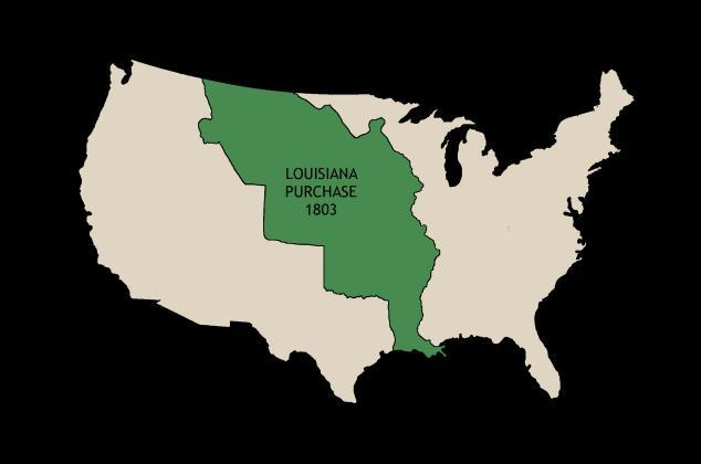 Florida Louisiana Purchase Name: Manifest Destiny Reasons for Westward Expansion Political Economic Social reduced the power of England Increased United States strength in the world reduced threats