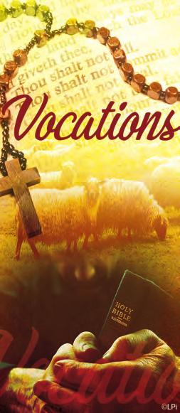 JUNE 3, 2018 Prayer For Vocations: St Joseph's BVM Sodality has a program devoted to praying for priestly vocations.