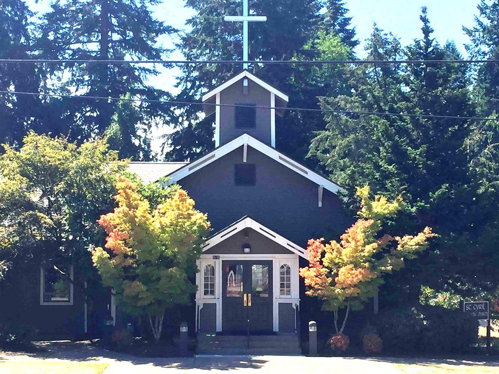 September 9, 2018 The 23rd Sunday in Ordinary Time Weekend Mass Schedule Saturday: 5:00 pm Sunday: 8:00 am and 10:30 am 1:30 pm Spanish Mass Last Sunday of the Month Weekday Mass Wednesday, Thursday,