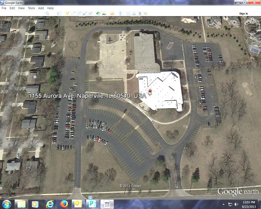 Traffic Pattern for All Saints Catholic Academy #7 Parent Car Drop off and pick up Parent Walk In and Volunteer Parking outside Door # 1 #1 FOR DROP-OFF/PICK-UP USING THE CAR LANE Enter All Saints