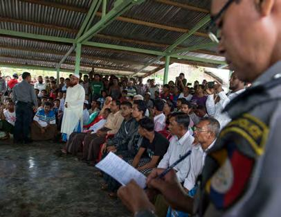 Recommendations Human rights violations are pervasive across Myanmar s Rakhine State.