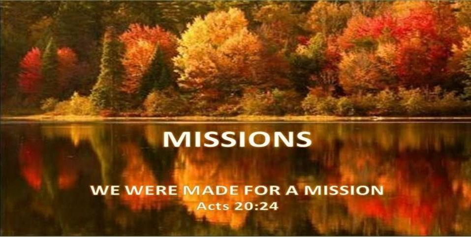 Decree on the Mission Activity of the Church Everyone is called to the work of the evangelizing mission of the church.
