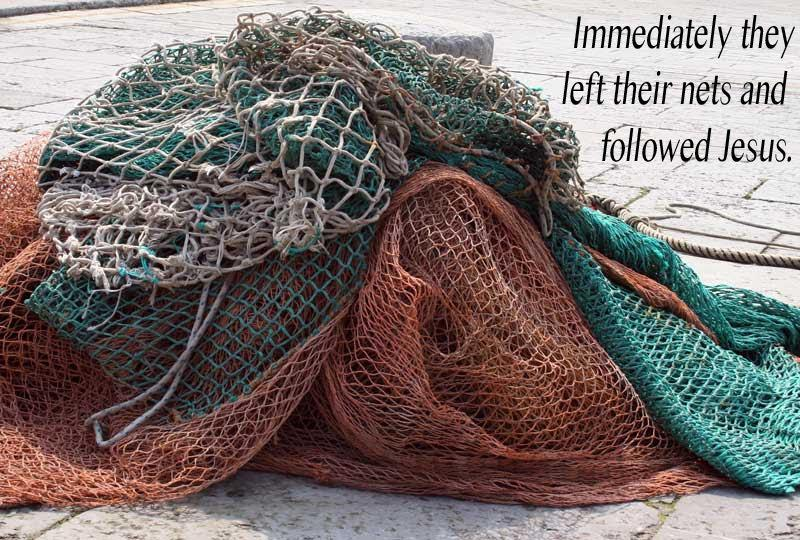 Intentional Discipleship This is the decision to drop one s nets, to make a