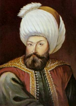 OTTOMAN RISE TO POWER 1299 Osman I: Founder of the Ottoman empire Warrior Chief Unites Turks & begins conquest in Anatolia (Turkey) Takes land from Byzantine Empire Ruled 1299-1324 Rulers of