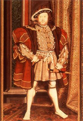 Henry VIII wanted to divorce his wife because he wanted a male heir. When the Pope would not agree to annul his marriage, Henry called on Parliament to pass a law.